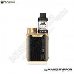 VAPORESSO SWAG FULL KIT TPD 2ML MATTE GOLD
