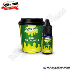 FULL ON TROPICS 10ML FLAVOR VAPE COFFEE