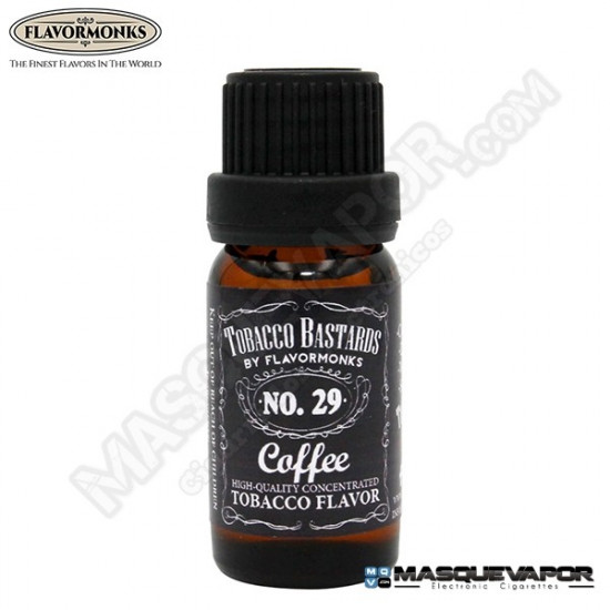 TOBACCO BASTARD 29 FLAVOR 10ML FLAVORMONKS