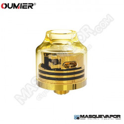 WASP NANO RDA BF OUMIER TRANSPARENT GOLD