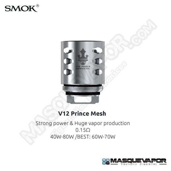 SMOK V12 PRINCE MESH COIL SMOK TFV12 PRINCE