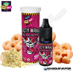 TASTY MANIA DONUT POPCORN POWER CHILL PILL 10ML