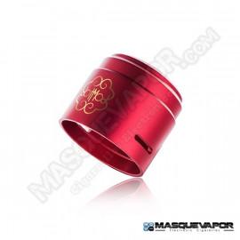 CAP DOTRDTA 24MM DOTMOD ALUMINIUM RED