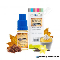 BEBECA SALTED MIST ATMOS LAB TPD 10ML 18MG