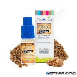 NUTACCO SALTED MIST ATMOS LAB TPD 10ML 18MG