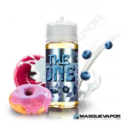 THE ONE BLUEBERRY THE ONE E-LIQUIDS TPD 100ML 0MG