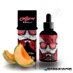 AMERICAN MELON FRUITY SERIES OSSEM TPD 50ML 0MG
