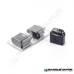 2 X REPLACEMENTS CARTRIDGES MI POD SMOKING VAPORS