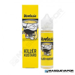 KILLER KUSTARD VAPETASIA TPD 50ML 0MG
