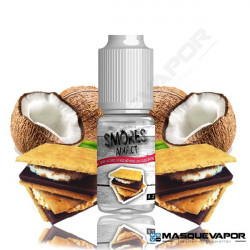 CHEWY COCONUT COOKIES AND WHITE CHOCOLATE 10ML SMORES ADDICT