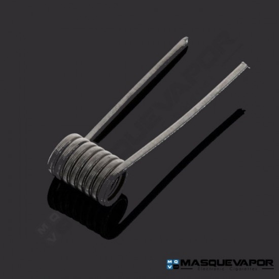FUSED CLAPTON SERIES 0.40OHM GM COILS