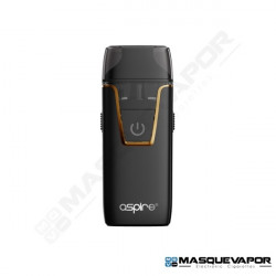 NAUTILUS AIO KIT TPD 2ML ASPIRE BLACK