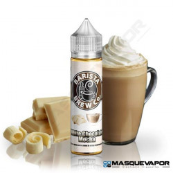 WHITE CHOCOLATE MOCHA BARISTA BREW CO 50ML TPD 0MG