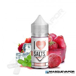 STRAWBERRY ICE I LOVE SALTS MAD HATTER JUICE TPD 10ML 20MG