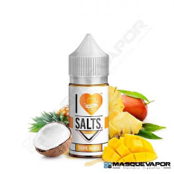TROPIC MANGO I LOVE SALTS MAD HATTER JUICE TPD 10ML 20MG