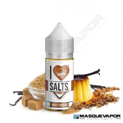 SWEET TOBACCO I LOVE SALTS MAD HATTER JUICE TPD 10ML 20MG