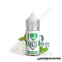 SPEARMINT GUM I LOVE SALTS MAD HATTER JUICE TPD 10ML 20MG