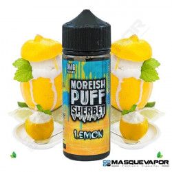 SHERBET LEMON MOREISH PUFF TPD 100ML 0MG