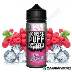 CHILLED PINK RASPBERRY MOREISH PUFF TPD 100ML 0MG