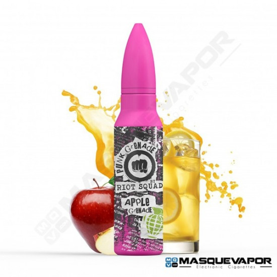 PINK GRENADE RIOT SQUAD 50ML TPD 0MG