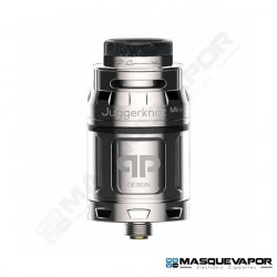 JUGGERKNOT RTA MINI TPD 2ML QP DESIGN SILVER