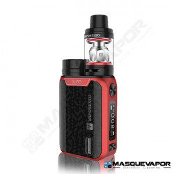 VAPORESSO SWAG FULL KIT TPD 2ML RED / BLACK