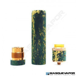 THE TRUCK CAMO COPPER MECH MOD PURGE MODS