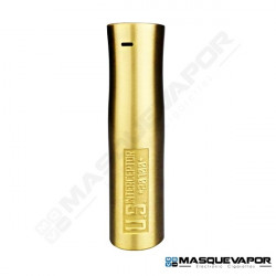 U.S. INTERCEPTOR 20700 MECH MOD TRINITY GLASS BRASS