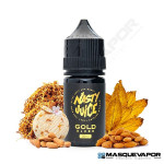 GOLD BLEND FLAVOUR 30ML NASTY JUICE