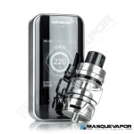 LUXE KIT WITH SKRR TANK TPD 2ML VAPORESSO SILVER