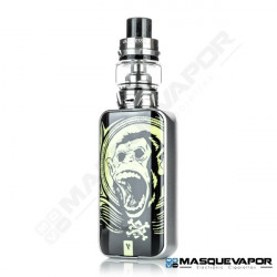 LUXE KIT WITH SKRR TANK TPD 2ML VAPORESSO GREEN APE