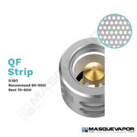 VAPORESSO QF-STRIPS CORE 0.15OHM SKRR COIL