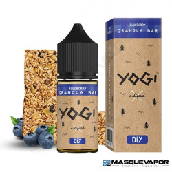 BLUEBERRY GRANOLA BAR FLAVOUR 30ML YOGI
