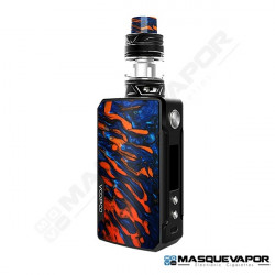 DRAG 2 KIT WITH UFORCE T2 VOOPOO BLACK FLAME