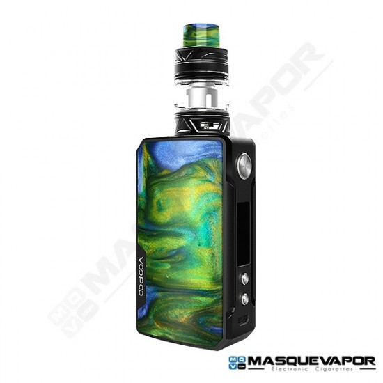DRAG 2 KIT WITH UFORCE T2 VOOPOO BLACK ISLAND