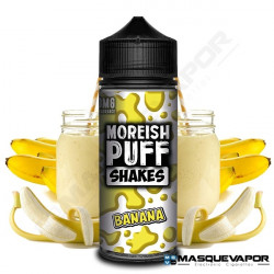 BANANA MOREISH PUFF TPD 100ML 0MG