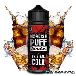 ORIGINAL COLA MOREISH PUFF TPD 100ML 0MG