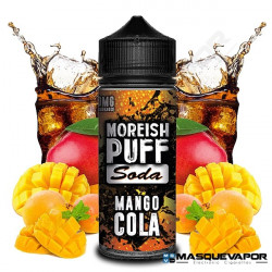 MANGO COLA MOREISH PUFF TPD 100ML 0MG