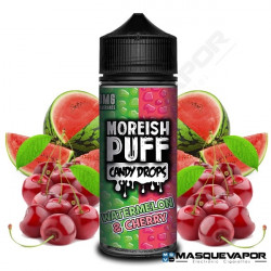 WATERMELON AND CHERRY MOREISH PUFF TPD 100ML 0MG