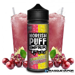 LEMONADE AND CHERRY MOREISH PUFF TPD 100ML 0MG
