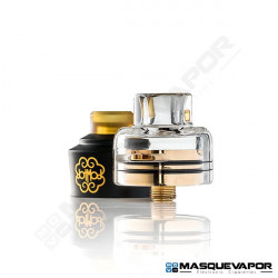 COMPETITION CAP TRINITY GLASS DOTMOD DOTRDA SINGLE COIL 22MM
