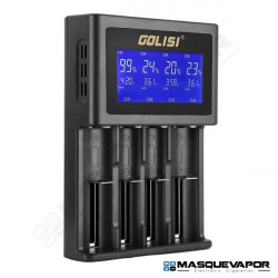 GOLISI S4 BATTERY CHARGER WITH DISPLAY