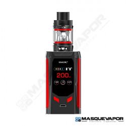 SMOK R-KISS WITH TFV8 BABY V2 TPD 2ML BLACK RED