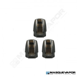 3 X POD MINIFIT CARTRIDGE WITH COIL 1.5ML JUSTFOG