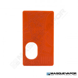 DOOR ENGRAVED SVF V4 BF MOD TRANSPARENT DARK ORANGE