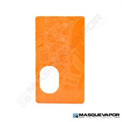 DOOR ENGRAVED SVF V4 BF MOD TRANSPARENT ORANGE