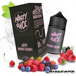 BROSKY BERRY FLAVOUR 30ML NASTY JUICE