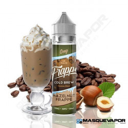 HAZELNUT FRAPPE PANCAKE FACTORY TPD 50ML 0MG