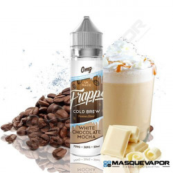 WHITE CHOCOLATE MOCHA FRAPPE PANCAKE FACTORY TPD 50ML 0MG
