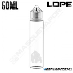 60ML CHUBBY GORILLA LDPE BOTTLE